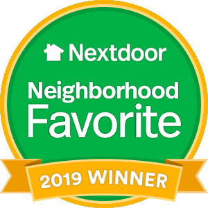 2019 Winner of Nextdoor Neighborhood Favorite